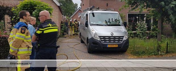 OMMEN – In en woning aan de Hardenbergerweg in Ommen is zondagmiddag een brand ontstaan door een strijkijzer. Hoe de juiste toedracht is geweest is onbekend. In het huis is enige schade ontstaan. […]