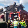 NIJEVEEN – Aan de dorpsstraat in Nijeveen is een brand ontstaan in een rietgedekte boerderij maandagmiddag. De brandweer schaalde direct op naar middelbrand omdat het pand riet gedekt is. Het vuur is in […]