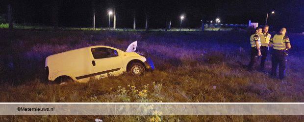 Gieten – Bij een ongeval op de N34 ter hoogte van de rotonde in Gieten is van vrijdag op zaterdagnacht een bestelauto in de sloot gereden. Bij het ongeval raakte de bestuurder van […]