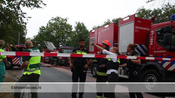 grote brand knols koek Groningen