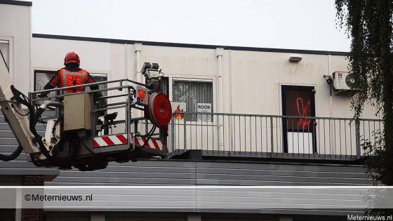 brandweer oefening stadskanaalziekenhuis
