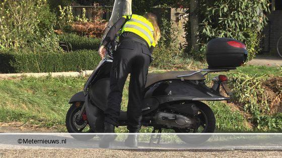 scooterrijdergewonddedemsvaart