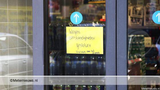 supermarkt delfzijl overvallen