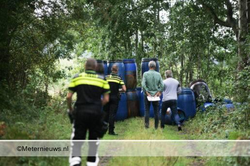 DRUGSVATEN GEVONDEN IN BOS DRENTSE  ZUIDLAARDERVEEN4