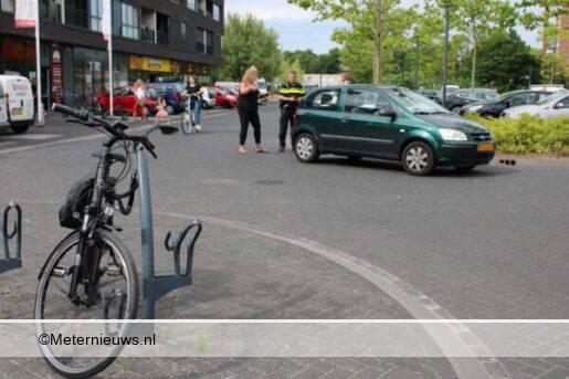 ongeval fietser auto emmen