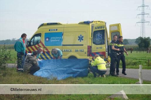 ongeval moutainbiker Punthorst2