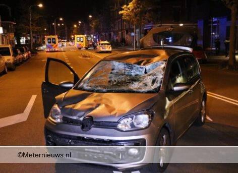 ongeval autofietserGroningen