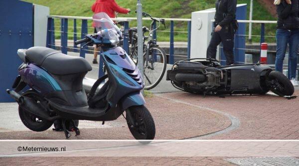 ongeval scooters assen10