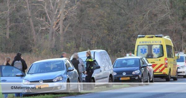 ongeval Rolder hoofdweg Assen