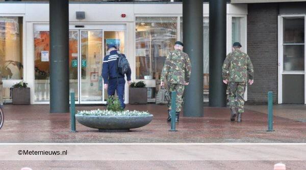 militairen weidesteyn Hoogeveen