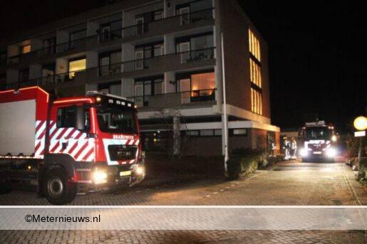brand woonzorgcentrum Emmen