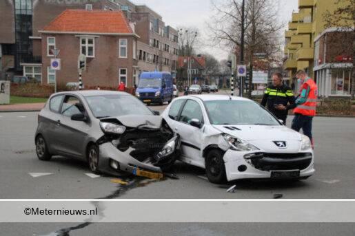 ongeval autos emmen2