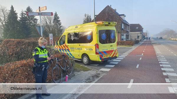 ongeval fietserautosmilde