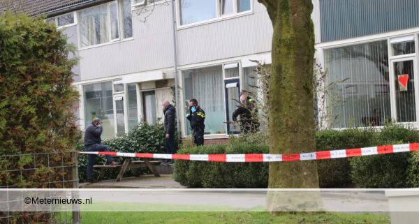 vrouw ernstig gewond geweldsincidentGroningen