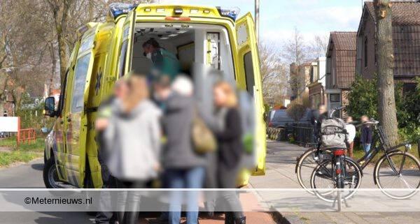 ongeval fietsster Dedemsvaart