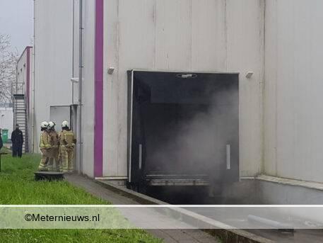 rook in bedrijf Meppel