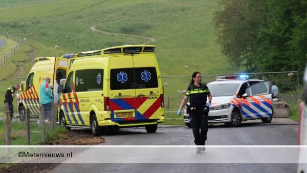 ernstig ongeval wielrenner Vamberg3