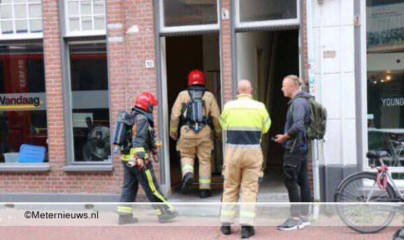 ontruiming na gaslucht woningen Groningen