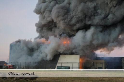 zeergrotebrand Zwolle