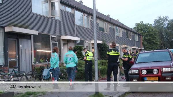 woningbrand Groningen