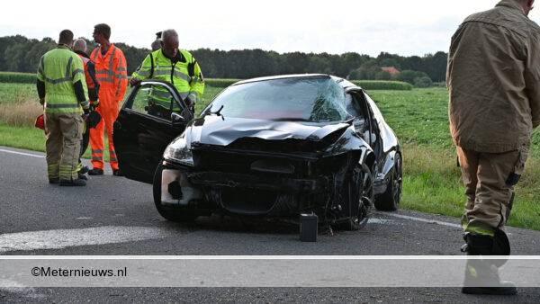 ongeval autoBellingwolde