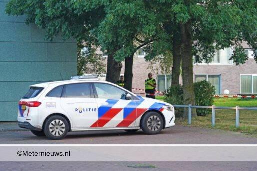 gewelds delikt in fietsenhok Groningen6