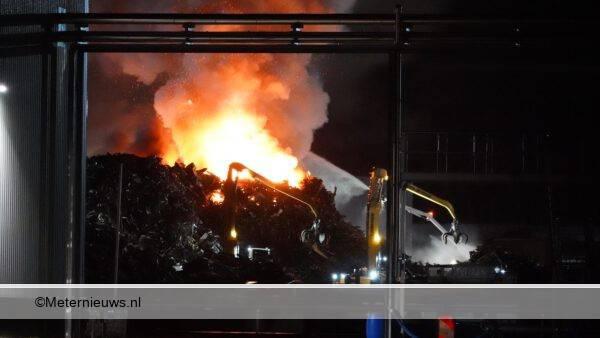 grote brand recykling Kampen2