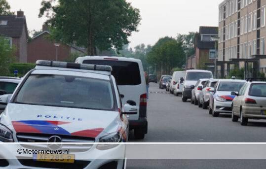 twee gewonde mannen in woning Groningen