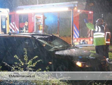 ernstig ongeval fietser Groningen