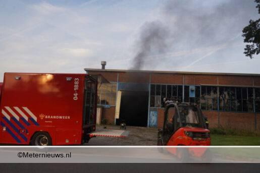 grote brand in Vollenhove