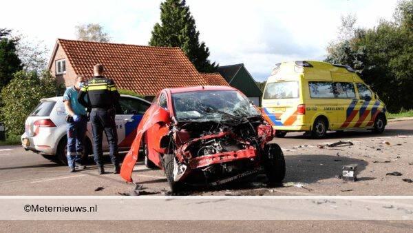 ongeval Nieuw Balinge