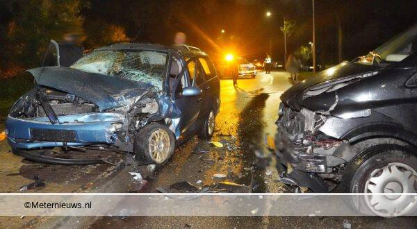 ravage na ongeval in Hardenberg